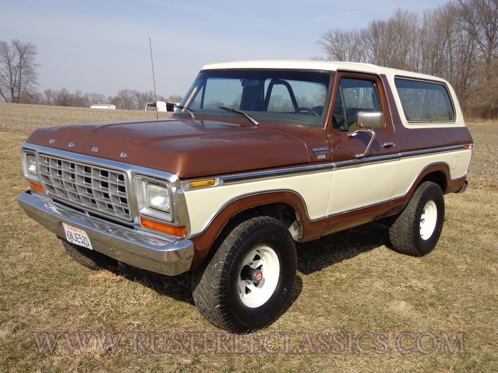 1979 To 1978 Ford Bronco For Sale.html | Autos Weblog