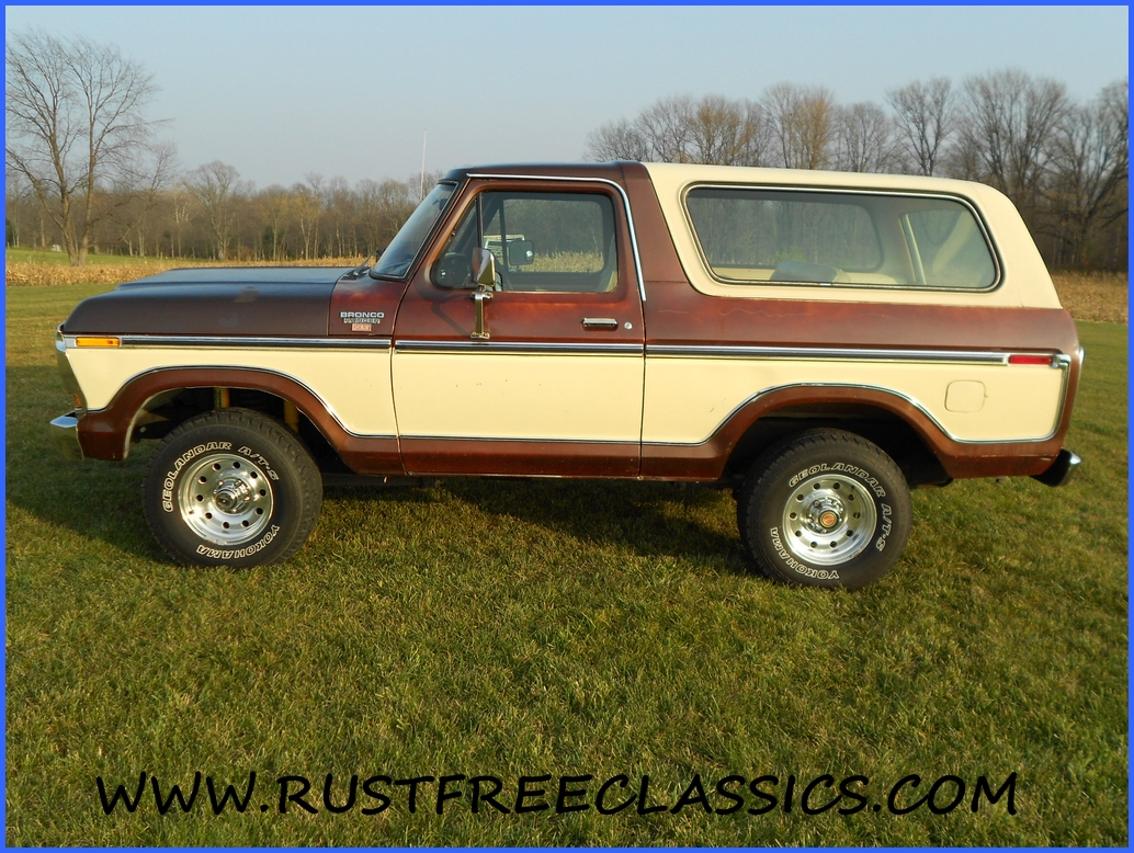 difference between 1978 79 bronco and later. Black Bedroom Furniture Sets. Home Design Ideas