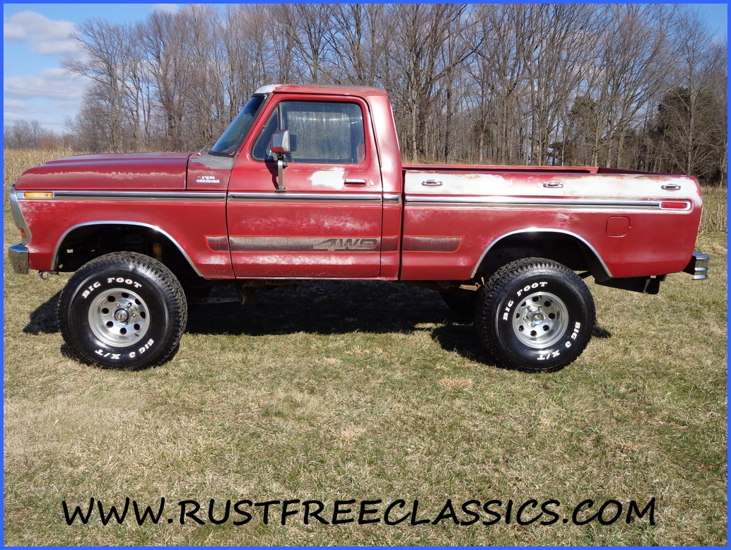 Craigslist Atlanta Cars And Trucks By Owner >> 1979 Ford Stepside Craigslist | Autos Post